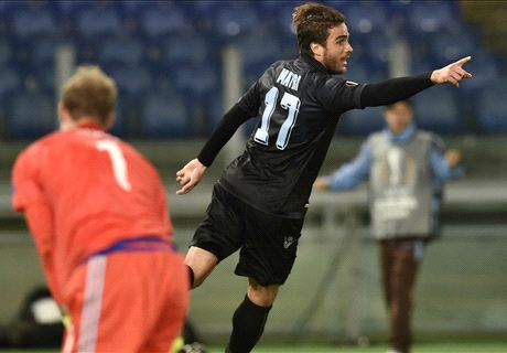 Lazio 3-1 Rosenborg: 10-man win