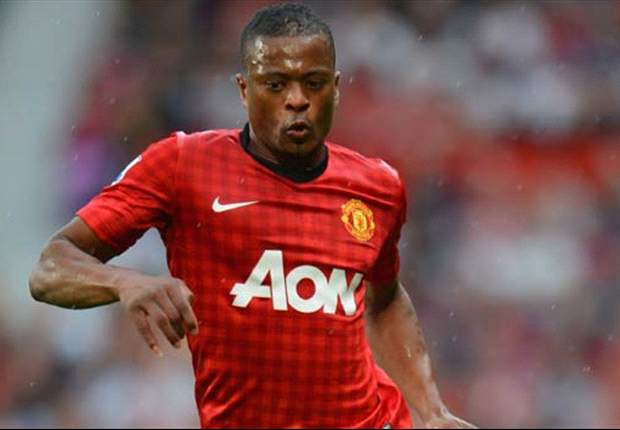 Evra slams Manchester United's first-half performance against Tottenham
