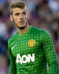 David de Gea, Spain International