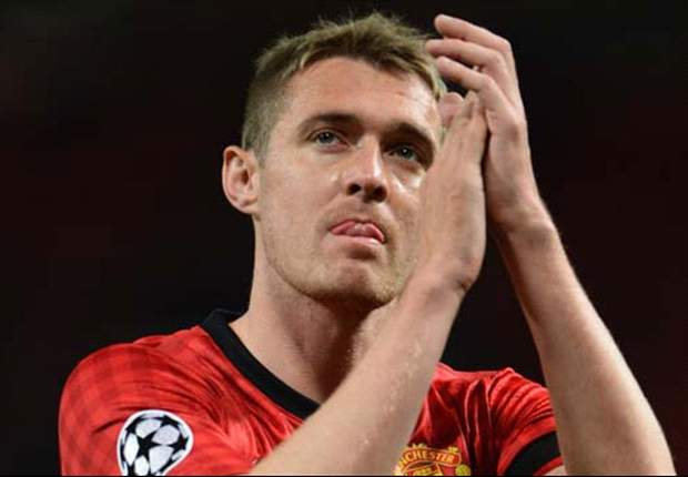 Darren Fletcher hoping for Manchester United return within a month