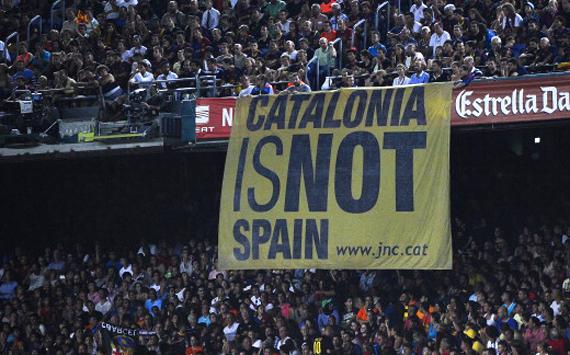 ¿Cómo sería una Liga Catalana si obtuviese la independencia?