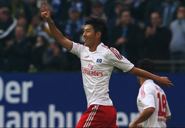 Hamburg confident of holding on to Heung-Min Son