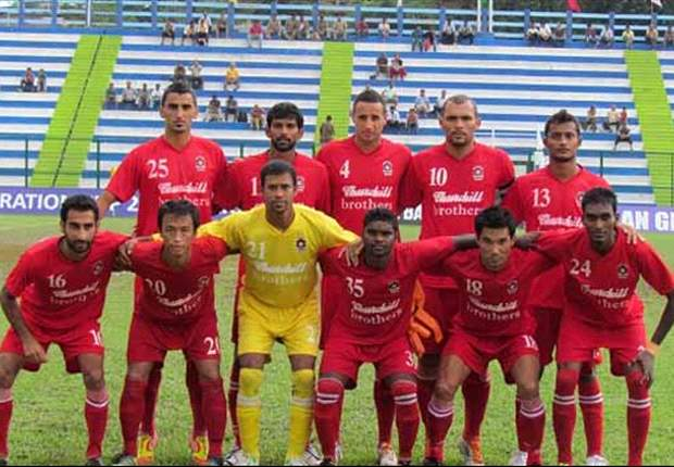 AIFF to approach Churchill Brothers to participate in the AFC Cup