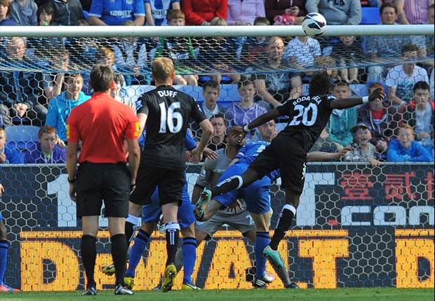Rodallega: I didn't celebrate goal out of respect for Wigan