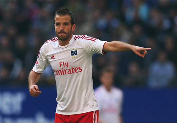 Van der Vaart: I like playing Bayern Munich even more than Barcelona