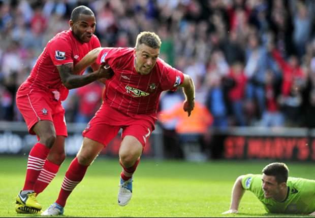 Premier League: Southampton siegt 4:1, Belgien-Duo erledigt Swansea City