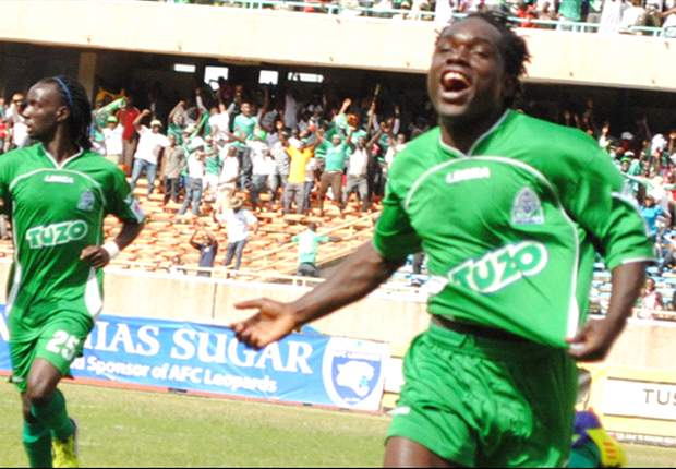 Gor Mahia 1-0 Chemelil: K'Ogalo on course for title