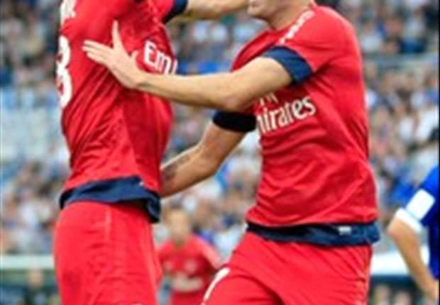Ibrahimovic marca de novo e PSG vence o Bastia com facilidade