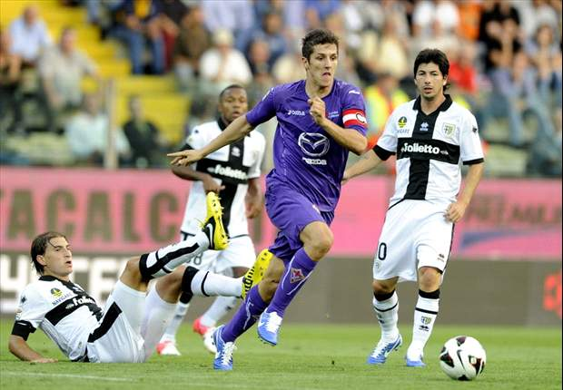 Penalti Jamie Valdes Pupuskan Kemenangan Fiorentina