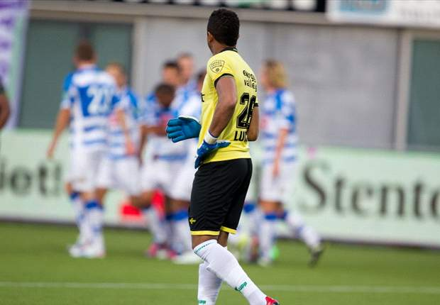"Maaskant: ""Luciano is geen topkeeper"""