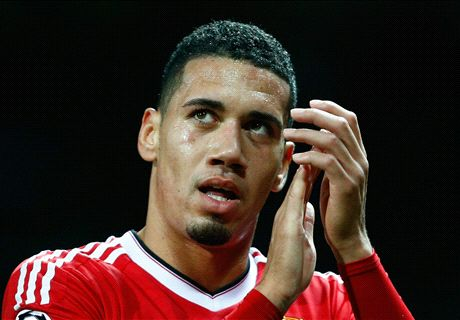 Smalling reveals why he's called 'Pele'