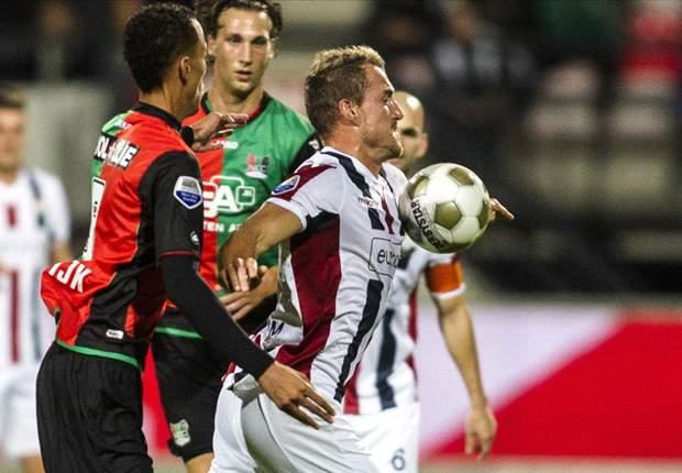 NEC en Willem II ontwaken te laat