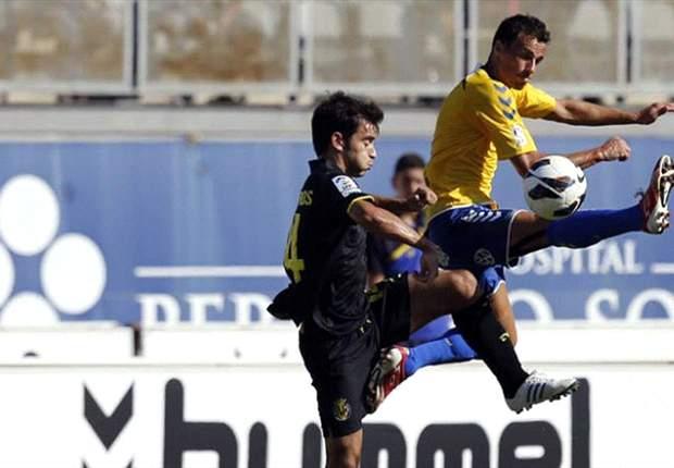 Aquino se lesiona en el empate de Villarreal