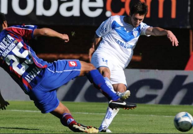 Vélez es puntero por el doblete de Ferreyra