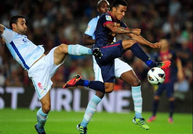 Thiago: Hemos visto a Leo Messi con cara de preocupación