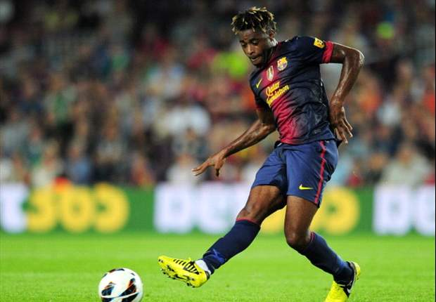 Alex Song no es Sergio Busquets
