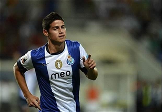 James Rodríguez estaría de baja por un mes