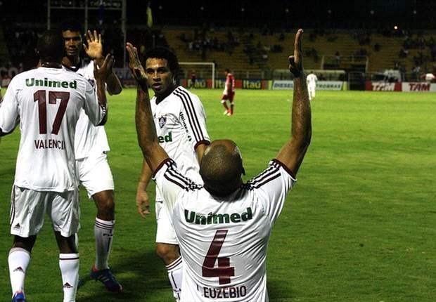 Fluminense 2 x 1 Náutico: Flu vence e continua firme na liderança do Brasileirão