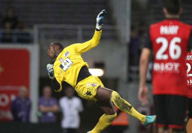 """L'incredibile storia di Ali Ahamada, portiere diventato goleador. Suo il goal del pareggio a 9 secondi dalla fine in Tolosa-Rennes: """"Ci pensavo da mezz'ora, volevo andare a segnare e festeggiare col mio pubblico"""""""