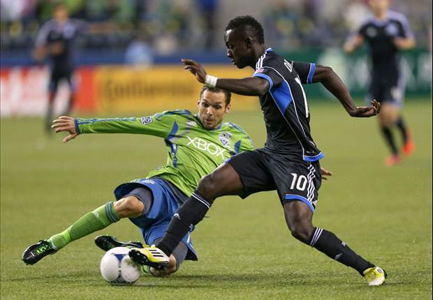 Seattle Sounders 1-2 San Jose Earthquakes: Quakes take huge road win