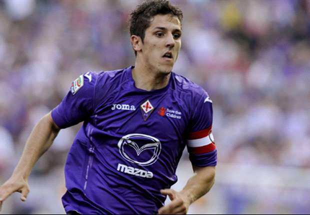 Manchester City target Jovetic doubts Fiorentina future