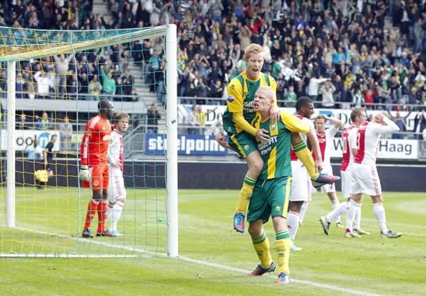"""Beugelsdijk: """"Ajax mentaal tikkie gehad"""""""