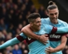 Injured Lanzini out for six weeks