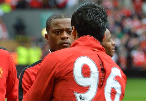 Evra delighted with 'unbelievable' victory over Liverpool