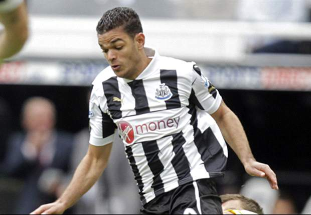 Ben Arfa returns to Newcastle training after two months out