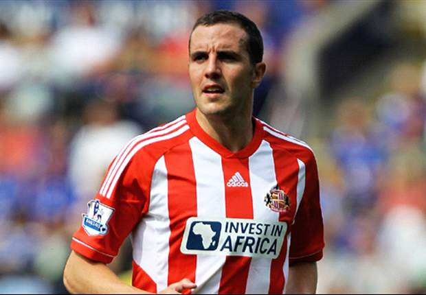 'We helped Chelsea out with the goals' - Sunderland defender John O'Shea