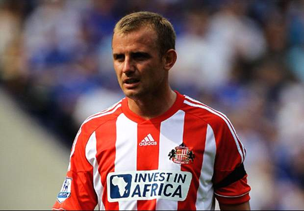 Cattermole suffers injury setback after Sunderland return