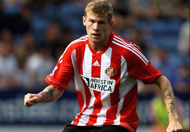 Northumbria police open investigation after Sunderland winger McClean receives death threats