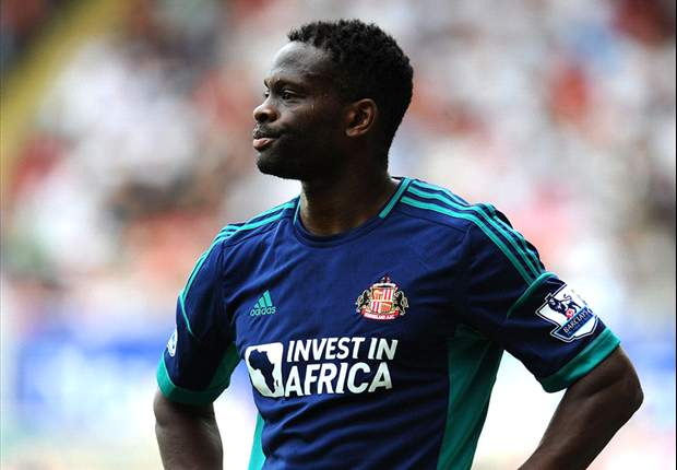 Sunderland striker Saha accepts Steven Fletcher as first choice