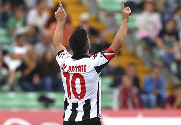 Antonio Di Natale Bahagia Menang Di Anfield
