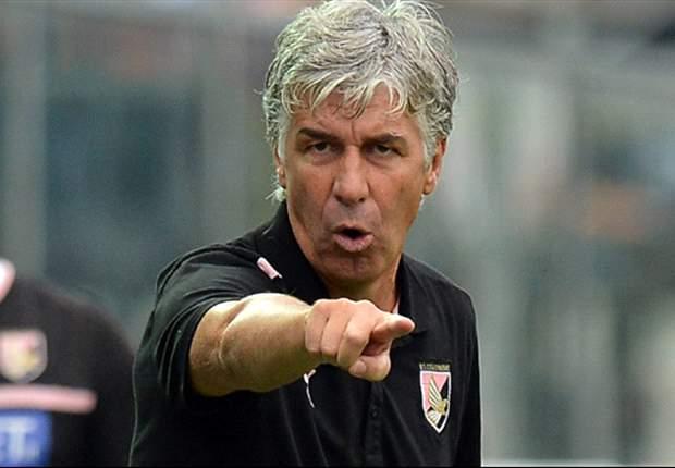 """Gasp esalta il suo Palermo e ai critici ricorda che... """"Ci sono opinioni sbagliate su di noi, tranne che a Roma abbiamo sempre giocato bene"""""""