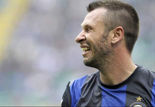 CORRIERE DELLO SPORT - Cassano si prepara al derby contro Allegri, Pallotta spinge per lo stadio-Roma, Gasp torna a Marassi da avversario