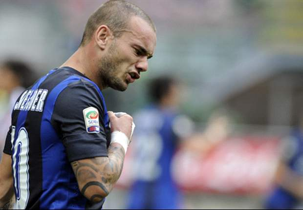 AC Milan Ikut Bidik Wesley Sneijder