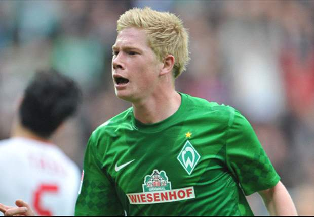 Werder Bremen keen to keep on-loan Chelsea starlet De Bruyne