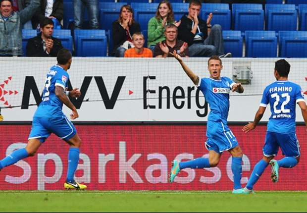 3:1! 1899 Hoffenheim ringt Hannover 96 nieder