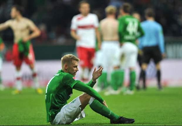 Werder Bremen: Aaron Hunt fordert mehr Konstanz