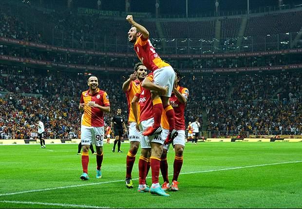 Galatasaray herstelt zich van CL-verlies
