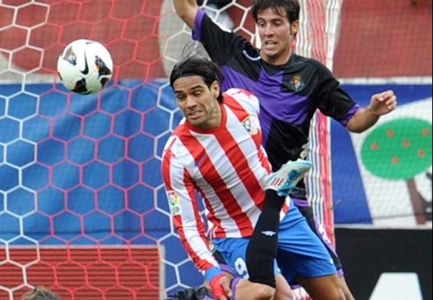 Arbeitssieg für Atletico Madrid, Remis zwischen Athletic Bilbao und dem FC Malaga