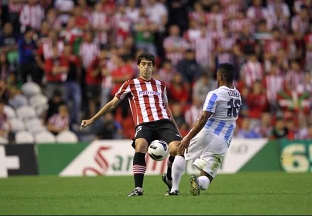 Athletic de Bilbao 0 - 0 Málaga CF: Homenaje a José Ángel Iribar y poco más