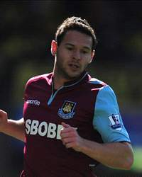 Matt Jarvis, England International