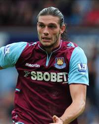 Andy Carroll, England International