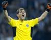 Layún y Gudiño felicitaron a Casillas
