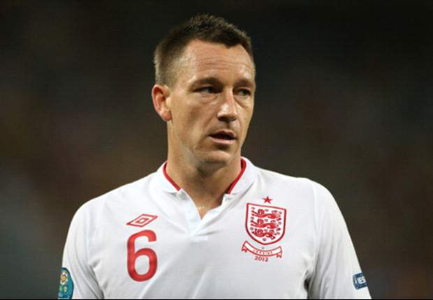 Mourinho: Terry ready for England return