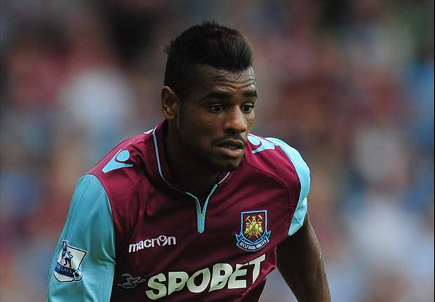 Vaz Te eyes starting role for West Ham