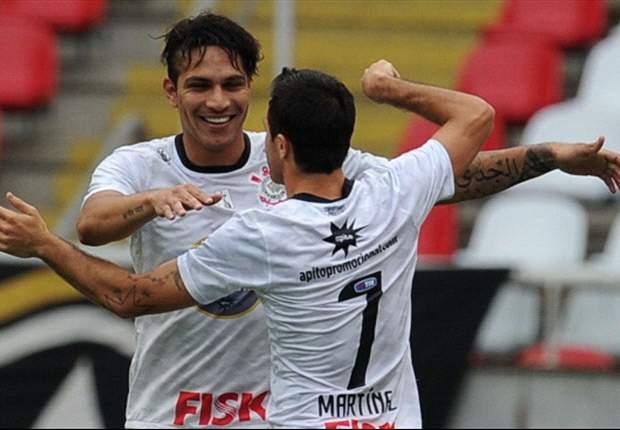 El perfil del Corinthians