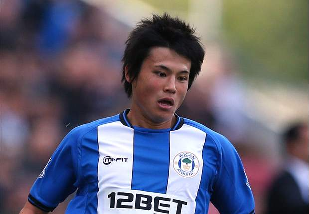 Arsenal loanee Miyaichi steps up return from injury with Wigan Under-21s outing